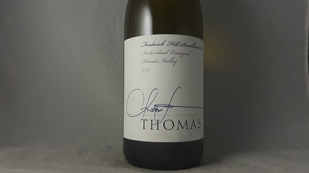 Thomas Fordwich Hill Hunter Valley Semillon 2019