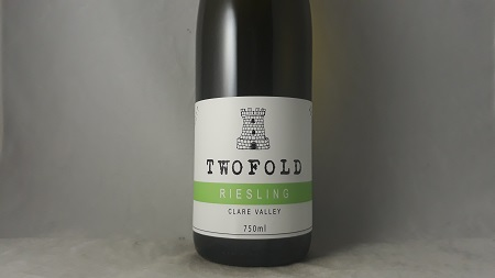 Twofold Riesling Clare Valley 2017