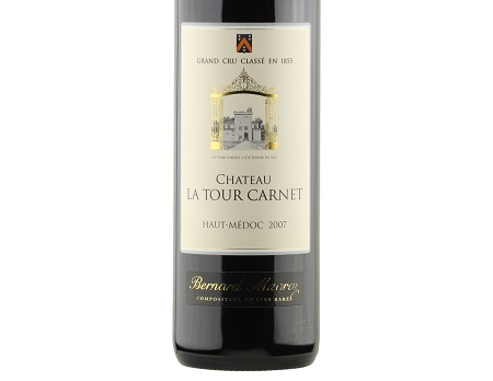 Chateau La Tour Carnet Haut-Medoc 4th Growth 2019