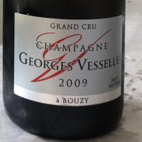 Georges Vesselle Brut Nature 2009