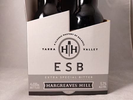 Hargreaves Hill ESB Extra Special Bitter 330ml