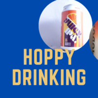 Hoppy Drinking Beer Six Pack