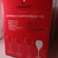 Lehmann Glass Jamesse Prestige Grand Champagne 45 Champagne Glass 6 Pack