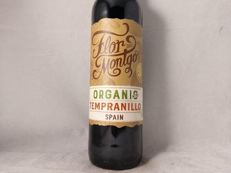 Flor del Montgo Vino de la Tierra de Castilla Tempranillo 2017