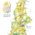 Heathcote Wine Map