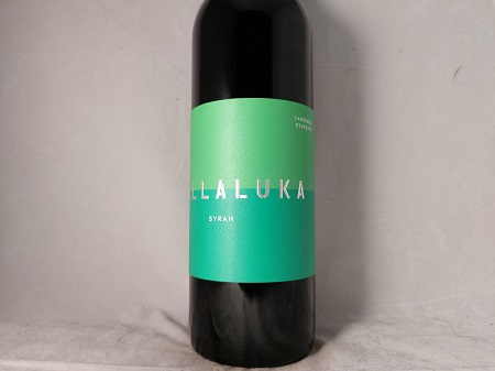 Mallaluka Syrah Canberra District 2019
