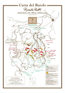 Renato Ratti Barolo Map