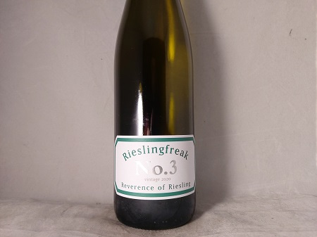 Rieslingfreak No3 Riesling Clare Valley 2020
