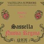 Arpepe Sassella Nuova Regina Valtellina Superiore Riserva DOCG 2019