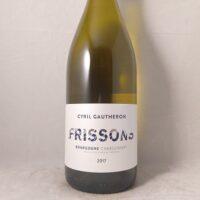 Cyril Gautheron Frissons Chardonnay 2017