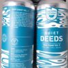 Deeds Brewing Best Coast Vol. 2 IPA 440ml Back Label