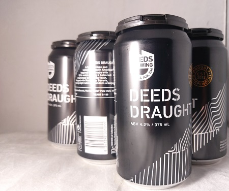 Deeds Brewing Deeds Draught 375ml