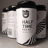 Deeds Brewing Half Time Pale Ale 375ml