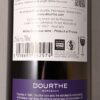 Dourthe No1 Bordeaux 2016 Back Label