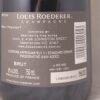 Louis Roederer Brut Premiere Champagne NV 750ml Back Label