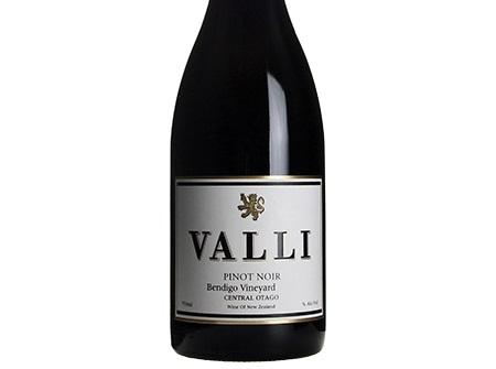 Valli Bendigo Central Otago Pinot Noir 2016