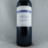 Mount Langi Cliff Edge Shiraz Grampians 2018