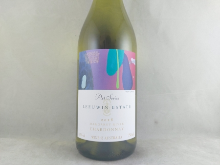 Leeuwin Estate Art Series Margaret River Chardonnay 2018
