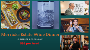 Merricks Estate Wine Dinner