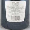 Taittinger Comtes de Champagne Blanc de Blancs 2008 Back Label